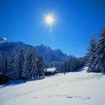 La Val di Sole per una vacanza sugli sci
