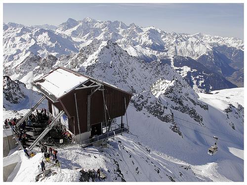 Sciare a Verbier in Svizzera