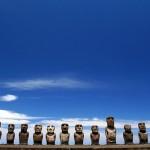 L'isola di Pasqua e i suoi imponenti Moai
