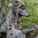Un viaggio nel mondo incantanto del Parco dei Mostri di Bomarzo