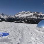 Alpine Capsule: il rifugio hi-tech in Alta Badia