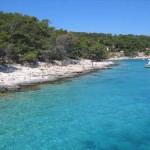 L'isola di Sveti Klement, il giardino tropicale dell'Adriatico