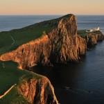 I paesaggi selvaggi dell'Isola di Skye (Scozia)
