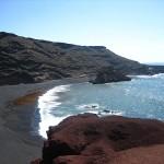 Lanzarote, terra di lava e di spuma