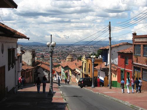 Bogotà - La Candelaria
