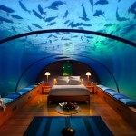 Le nuove mete del turismo di lusso: una notte sott'acqua