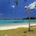 Mauritius grand baie by Trevor Thornton