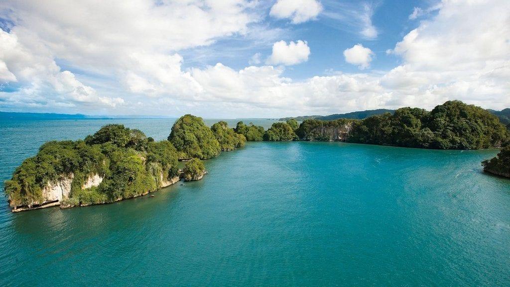 Santo Domingo - Veduta del Parco Nazionale Los Haites Saman