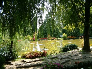 Il parco sigurtà ha 18 laghetti