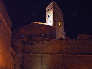 La cattedrale di Ibiza