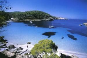I fondali spettacolari di Ibiza