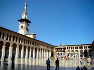 La Grande Moschea degli Omayyadi