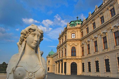 Vienna Palazzo Belvedere