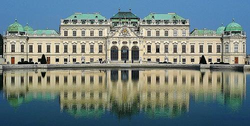 Vienna Palazzo Belvedere1