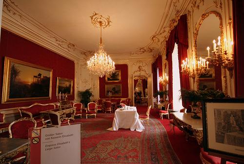 Vienna appartamenti reali