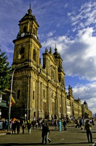 Bogotà - cattedrale
